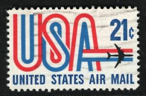 Air-Mail C81 Used PSE Cert. XF-Superb-95 (LB 10/17)