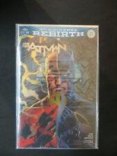 BATMAN REBIRTH #21 C2E2 EXCLUSIVE FOIL VARIANT THE BUTTON