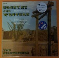 THE NIGHTRIDERS COUNTRY AND WESTERN 2xLP33T FRANCE LOISIRS PORT A PRIX COUTANT