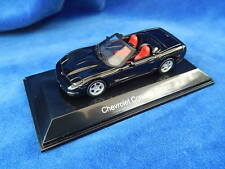 AUTOART - 1/64 - CHEVROLET CORVETTE CABRIO - MINT - TOP !