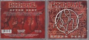 IMMEMORIAL - AFTER DENY CD METAL IMPORT