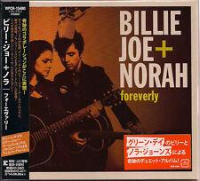 Billie Joe Armstrong Norah Jones Foreverly JAPAN IMPORT CD Everly Brothers OBI