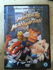 Películas en DVD y Blu-ray familias los muppets