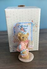 Cherished Teddies Friendship Keeps You Popping Clown Popcorn Shelby 1998