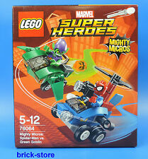 LEGO SUPER EROI SET 76064 / Possente MICROS / SPIDERMAN VS. GREEN GOBLIN