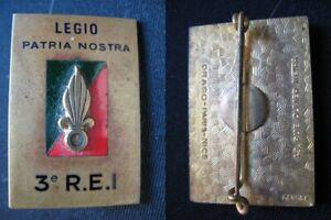 Légion étrangère - 3°Régiment Etranger d'Infanterie - DPN OM