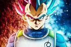 Dragon Ball Super Vegeta SSGSS Poster 24X36 inches