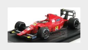Ferrari F1 640 F1-89 #28 Season 1989 G.Berger Red GP REPLICAS 1:43 GP43-02B