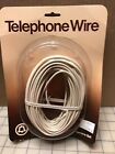 Vintage Genuine Bell Telephone Wire 50 ft, solid copper 4 conductor 22-24 gauge