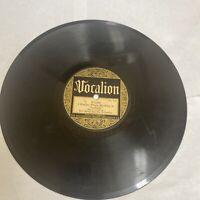 "Ben Selvin Then I'll Be Happy 10"" 78RPM Vocalion Vinyl"