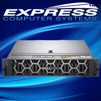Dell PowerEdge R840 4x Plat 8280M 2.7Ghz 28C 6144GB 24x Dell 3.84TB SAS SSD H740