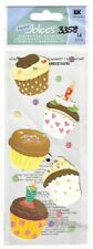 JOLEE'S BOUTIQUE CUPCAKES #2 DIMENSIONAL STICKERS  BNIP