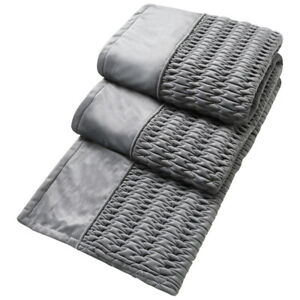 Private Collection Loxton Bed Runner Silver