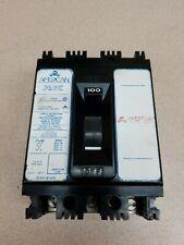 Challenger Ne Ne3100 3 Pole 100 Amp Breaker