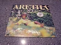 "Aretha Franklin ""You"" ATLANTIC SD 18151 LP wSHRINK, HYPE & ORIGINAL INNER SLEEVE"