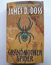 """Grandmother Spider - James D. DOSS - Mystère - livre en anglais"