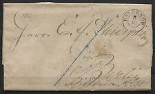 Brief von Rathenow nach Berlin vom 8.10.1853 (B04311)