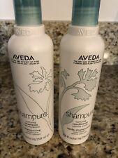 AUTHENTIC Aveda Nurturing Shampure Shampoo And Conditioner 8.5 oz  Duo Set