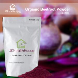 Raw Organic Beetroot Powder Vegan, Gluten Free, Non-GMO, High Quality Superfood