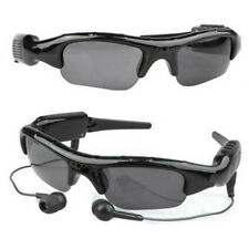 Newest Video Sunglasses+MP3 Player Glasses Spy Camera DV DVR Recorder Camcorder