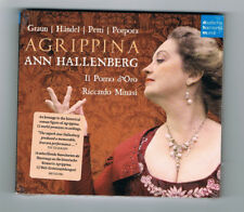 ♫ - ANN HALLENBERG - AGRIPPINA - 2015 - 16 TITRES - NEUF NEW NEU - ♫