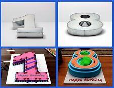 EuroTins Large Number 18th 18 EIGHTEEN Cake Baking Tin Pan Birthday Anniversary