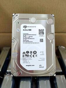 "ST8000AS0002 Seagate Archive 8TB SATA 5.9K 128M 6G 3.5"" Hard Drive"