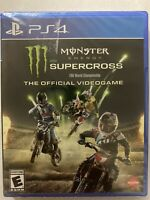 Monster Energy Supercross: The Official Videogame (PS4) *BRAND NEW, SEALED*