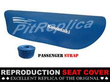 KAWASAKI KDX125SR KDX125 SR KDX125 SADDLE SEAT COVER W/ STRAP [KOSLA]