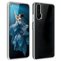 SDTEK Case for Huawei Honor 20 Pro Full Body 360 Gel Cover Front and Back