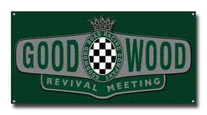 """CLASSIC RACE MEETING COLLECTABLE METAL SIGN,GARAGE SIGN,MAN CAVE SIGN 16"""" X 8""""."""