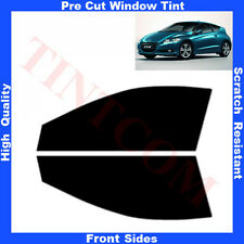 Pre Cut Window Tint Honda CR-Z 3 Doors 2010-... Front Sides Any Shade