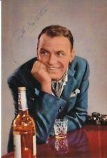 Frank Sinatra ++Autogramm++ ++Hollywood-Legende++2