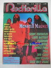 rivista ROCKERILLA 154/1993 Monster Magnet Love Battery Red House Painters No*cd