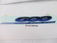 Suzuki gsx 600 F ADESIVO carena sticker 68131-08F00-K5S EMBLEM fairing cover