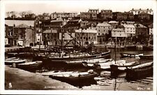 Mevagissey. Across the Harbour # MVGY.18 by Tuck.
