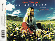 LUCE DRAYTON To Be Loved CD single