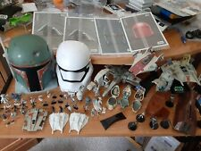 Star Wars Action Fleet Micro Machines Lot of 66+ Rare and others LOOK Vintage