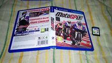 MOTO GP 13 psvita pal España psv ps vita motogp 2013