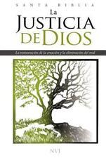 SANTA BIBLIA LA JUSTICIA DE DIOS