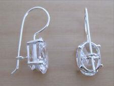 Gioielli di lusso zircone argento da 925 parti su 1000