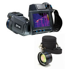 FLIR T620-KIT-15 Thermal Imaging Camera, MSX, 15?/25? Lenses, 30Hz, 4x
