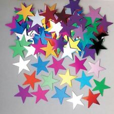 Jumbo Multi Colour Star dust Confetti Birthday Party Table Sprinkles Decoration
