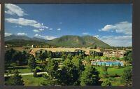 Used Postcard Little America Flagstaff Arizona AZ Best Western Hotel