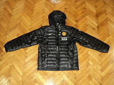 Manchester United Soccer Top England MUFC Puffa Coat Nike Football Jacket NEW