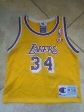 Infant Champion Lakers Jersey Shaq Size 5-6m