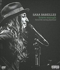 Brave Enough: Live at the Variety Playhouse [DVD/CD] by Sara Bareilles (DVD,...