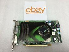 GeForce 8600 NVIDIA P401 256MB GDDR3 PCIe x 16 graphics card 2 x DVI Great Cond