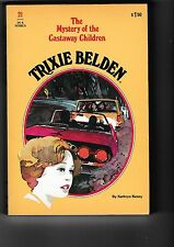 Trixie Belden Mystery Of The Castaway Children