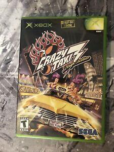 Crazy Taxi 3: High Roller (Microsoft Xbox, 2002)